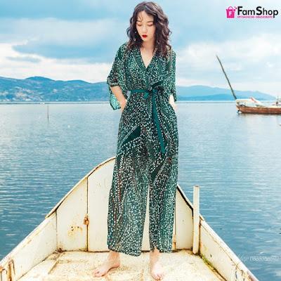 Shop đồ đi biển ở Khương Thượng