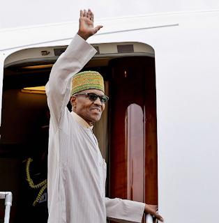 News: Buhari leaves Nigeria Today