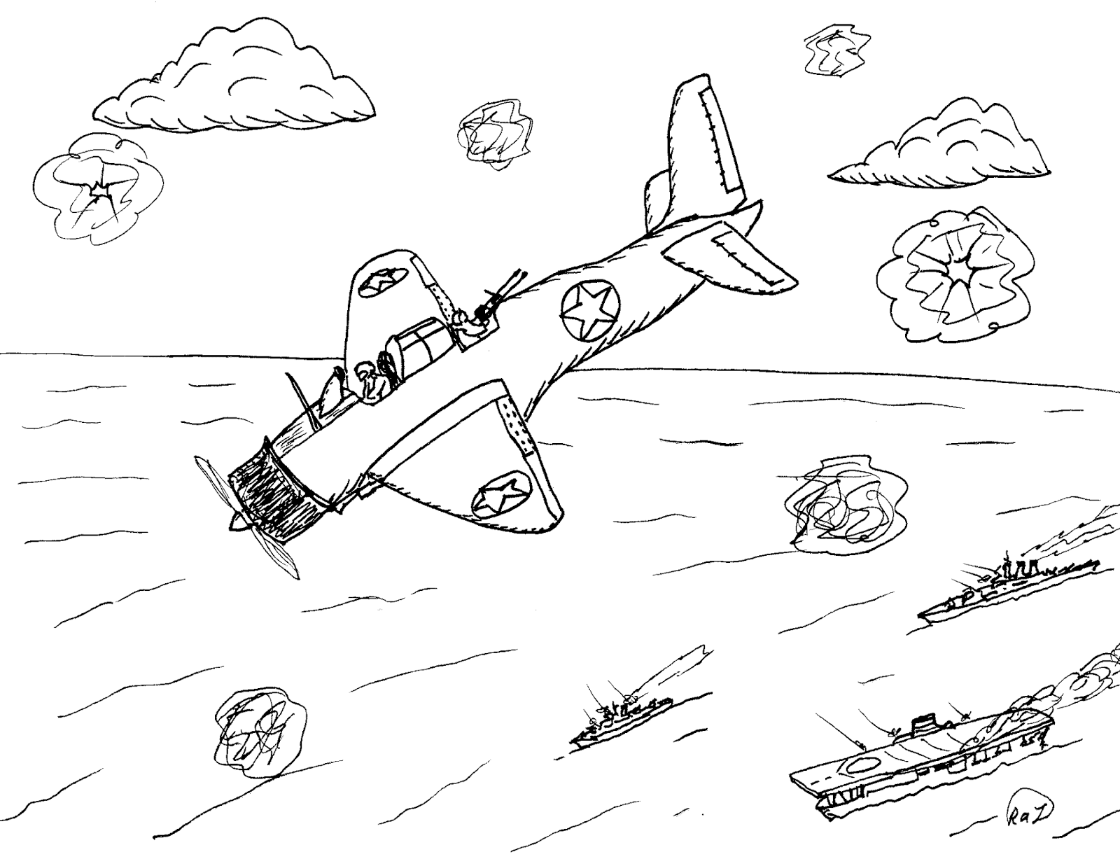 Robin S Great Coloring Pages Happy Memorial Day