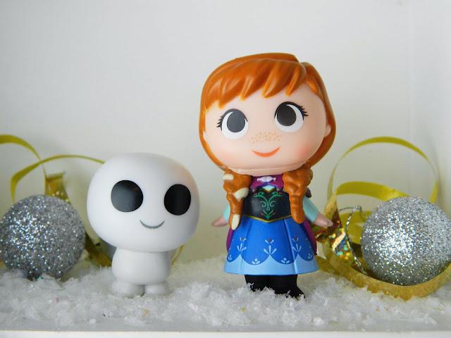Disney Frozen Funko Mystery Mini Anna Snowgee