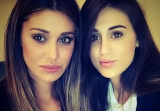 Cecilia e Belen foto Instagram