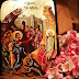 Aγιογραφία decoupage με την Ανάσταση του Λαζάρου