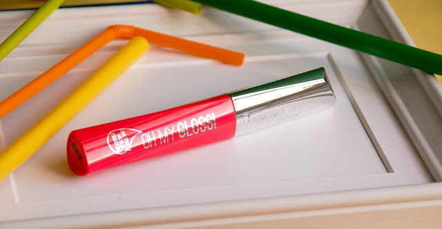 Rimmel Oh My Gloss! Oil Tint  масло для губ