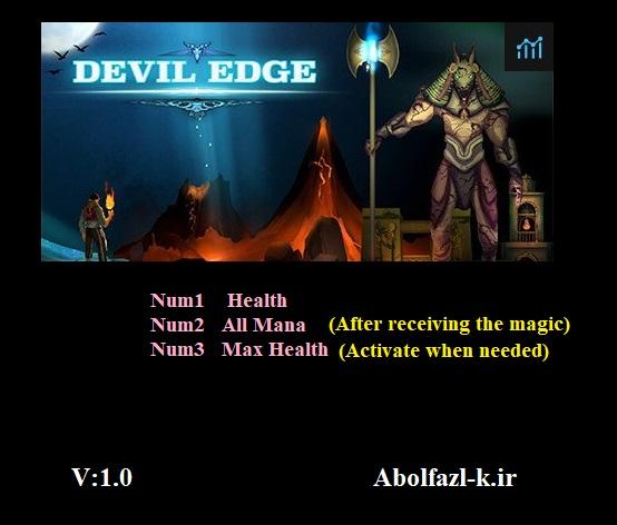 Devil Edge: Trainer (+3) [1.0]