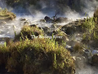 The Boiling River
