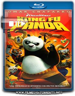 Kung Fu Panda Torrent - BluRay Rip 720p Dublado
