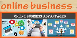 Benefits of doing business online