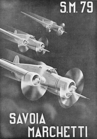 Savoia Marchetti Fascist airplane ads worldwartwo.filminspector.com
