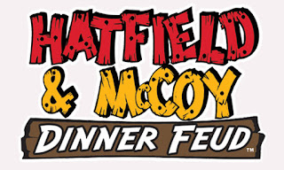 Dining Hatfield & McCoy Dinner Feud
