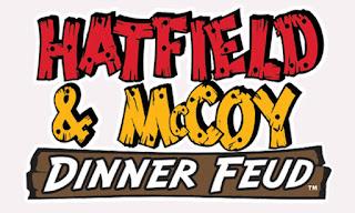 Dining Hatfield & McCoy Dinner Feud
