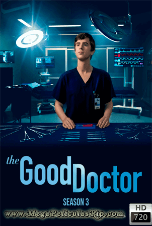 The Good Doctor Temporada 3 [720p] [Latino-Ingles] [MEGA]