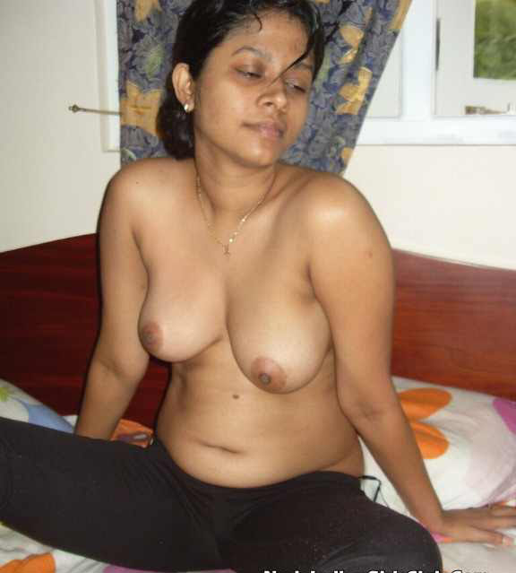 Indian Little Girl Breast