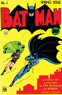 Batman (1940) #1 Cover
