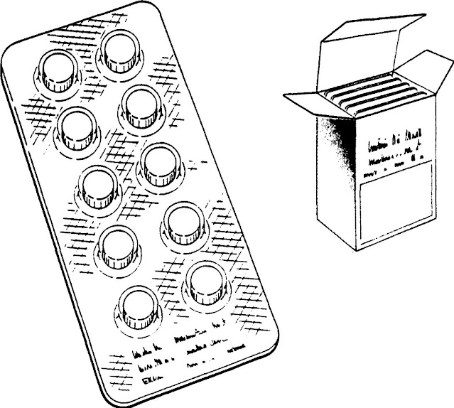 Packaging of pharmaceuticals