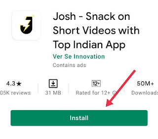 Josh App Download Kaise Kare