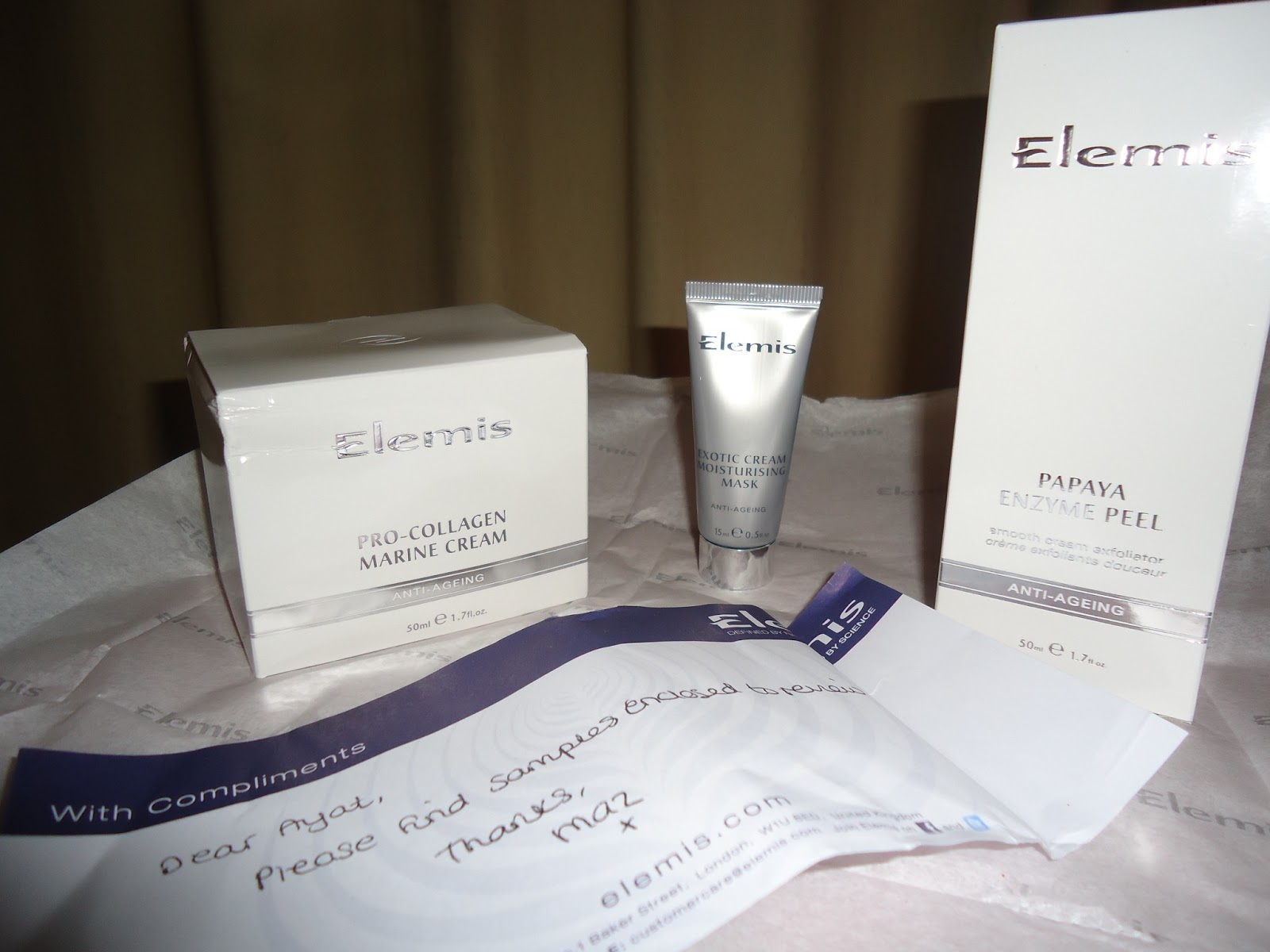 3 products will lead you to eternal beauty: Elemis Skincare