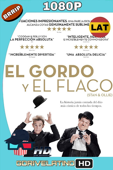 El Gordo y el Flaco (2018) BRRip 1080p Latino-Ingles MKV