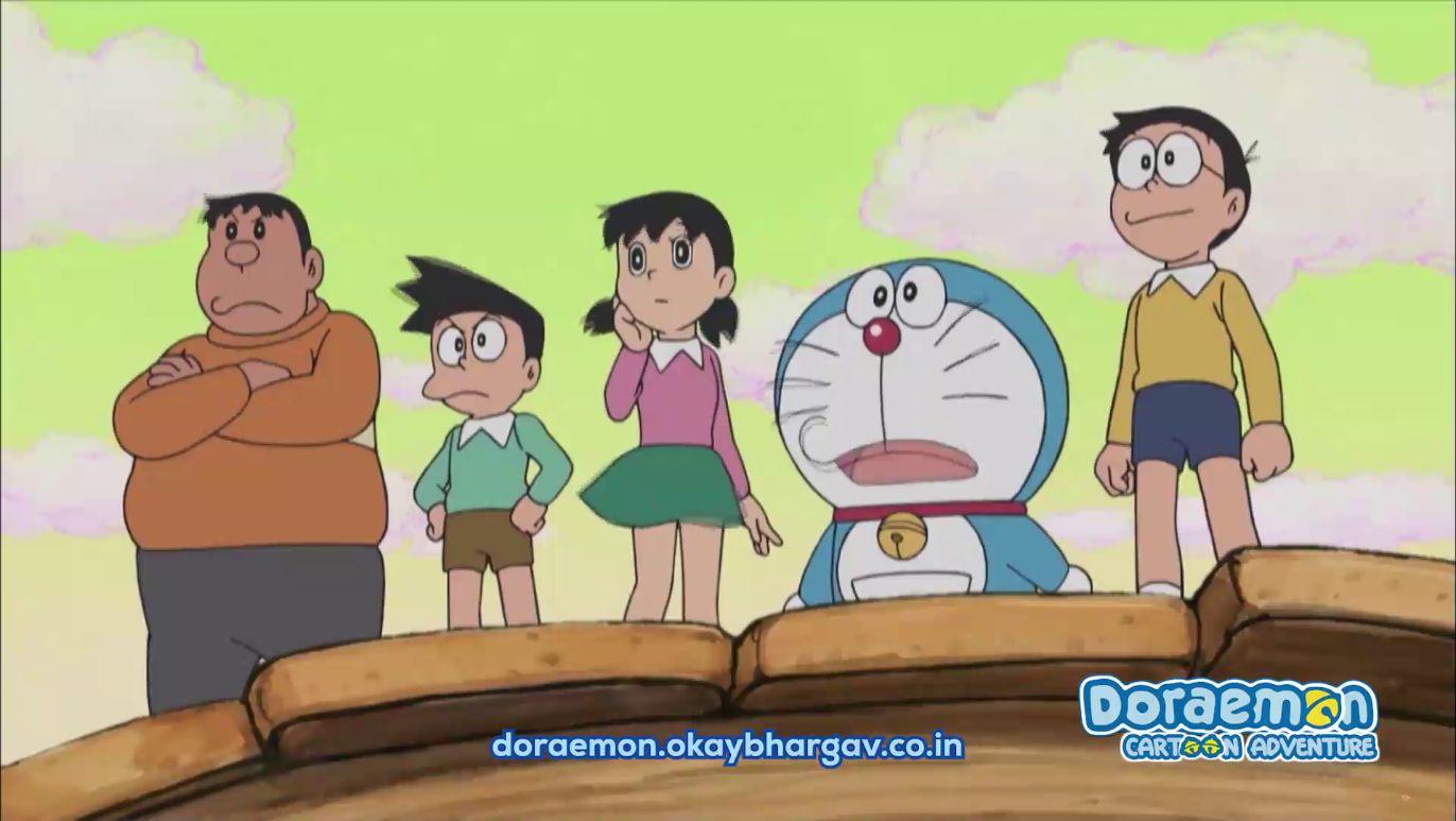 Doraemon Episode 9-The Land of Sweets Season 16