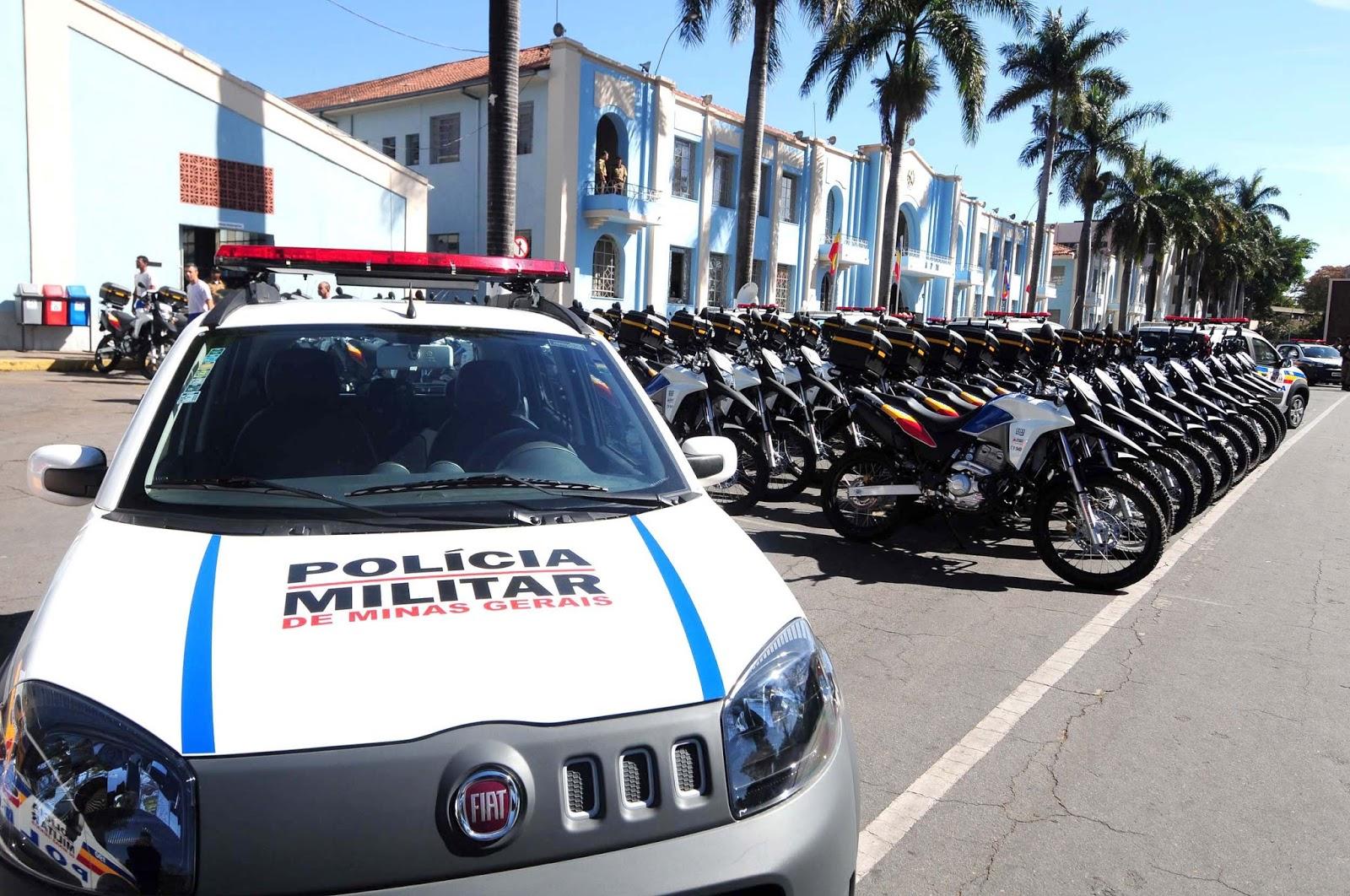 7caa6d51808 Mais de 200 novas motocicletas já estão nas ruas da Região Metropolitana de  Belo Horizonte para facilitar o trabalho da Polícia Militar na defesa do  cidadão ...