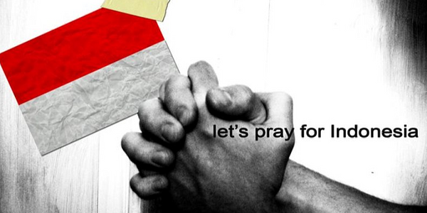 Renungan Harian: Selasa, 1 Juni 2021 - Berdoa untuk Negara