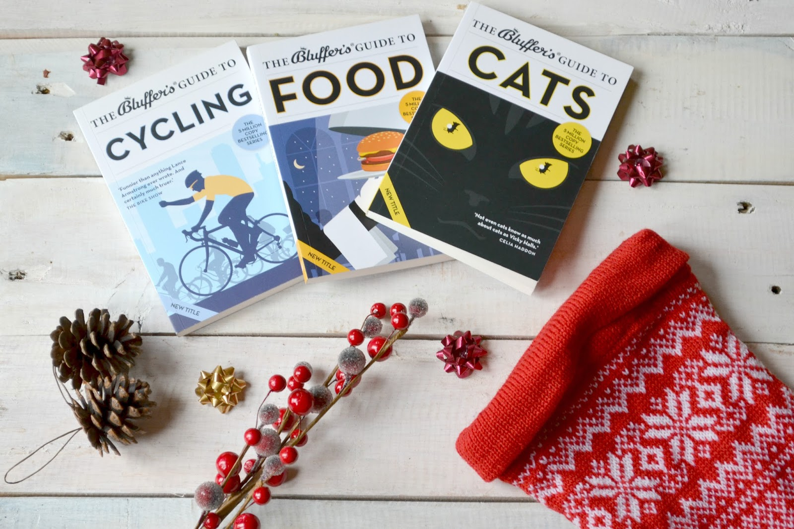 The Bluffer's Guide to Stocking Fillers