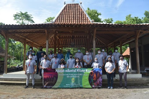 Njlajah mBantul Milang Kori: Keliling Bantul Seharian