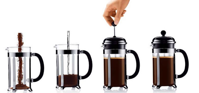 French Press - MLGretail  Supplier Alat dan Bahan Cafe - Kopi