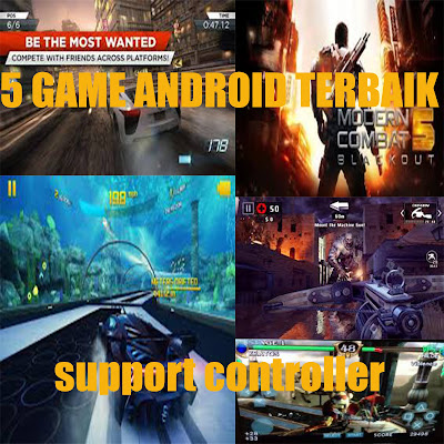 game android support controller
