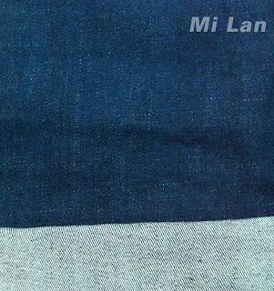 Vải jean T/R thun nữ W26