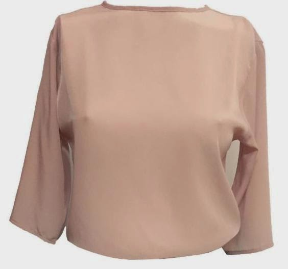 DISTRICT blush top