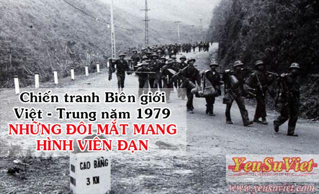 chiến tranh biên giới 1979, yêu sử việt, lịch sử việt nam, trung quốc xâm lược