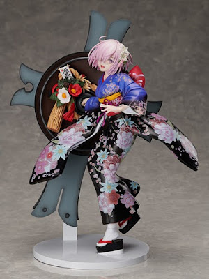 "Mash Kyrielight New Year ver. 1/7 de ""Fate / Grand Order"" - Aniplex"