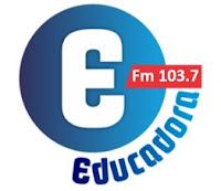 Rádio Educadora FM 103,7 de Wenceslau Braz - Paraná