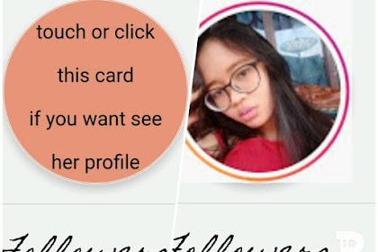 Cara membuat kartu Profile blogspot keren dalam bentuk kartu animasi