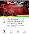 "UPCD Class of 1995: ""Dental Technologies that Actually Work!"""