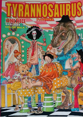 ワンピース ONE PIECE 尾田栄一郎画集 COLOR WALK 1-7 zip online dl and discussion