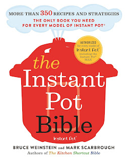 what i m reading: the instant pot bible
