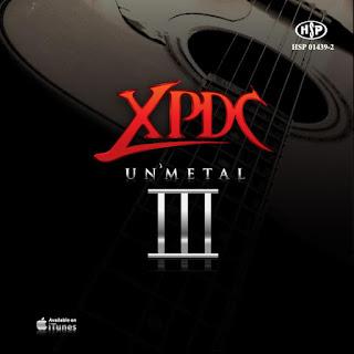 XPDC - Apa Nak Dikata (Unmetal) MP3