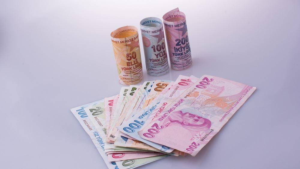 Bloomberg: Η πτώση της τουρκικής λίρας προμηνύει άσχημα μαντάτα για τον πληθωρισμό