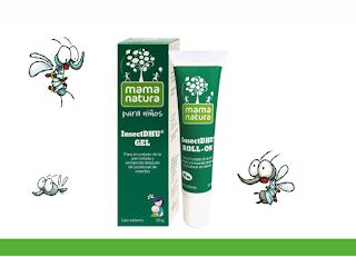 Prueba Roll on Mama Natura Insect DHU