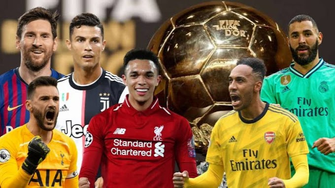 Neymar & Luka Modric excluded from 30 man Ballon D'or shortlist as Lionel Messi, Cristiano Ronaldo and Virgil van Dijk top nominations