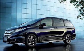 Honda Odyssey 2018 có gì mới