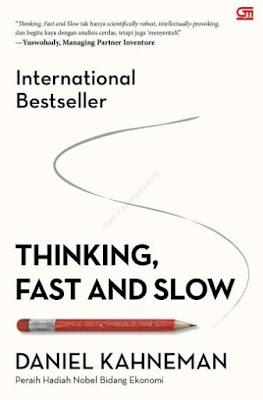 Thinking Fast And Slow - Daniel Kanheman