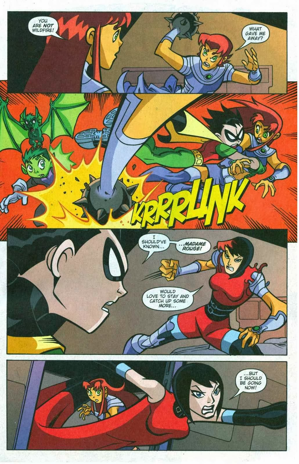 Teen Titans Issue 23