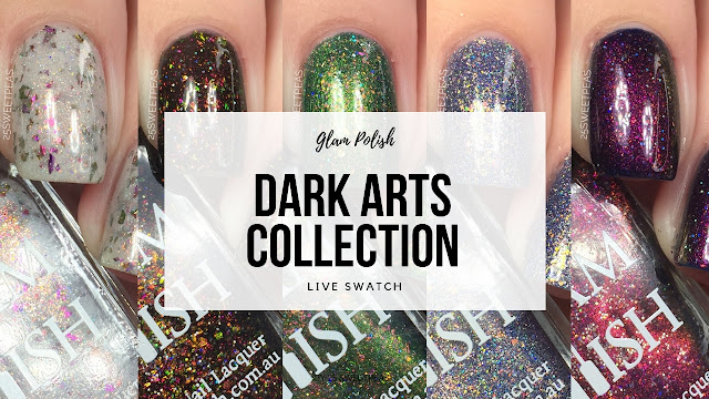 Glam Polish Dark Arts Collection