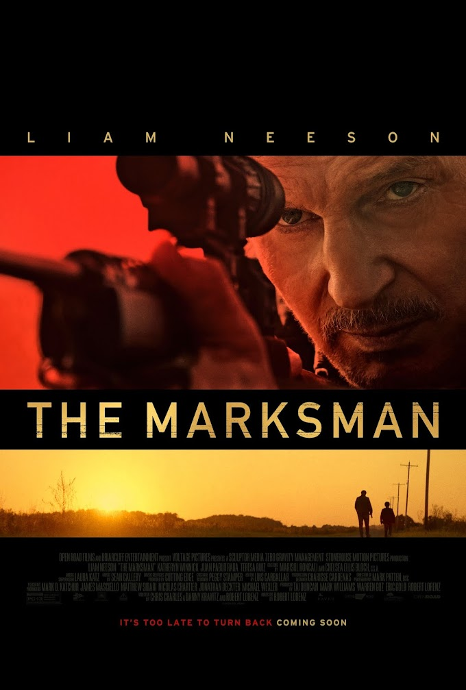 New Release Movie, The Marksman (2021)