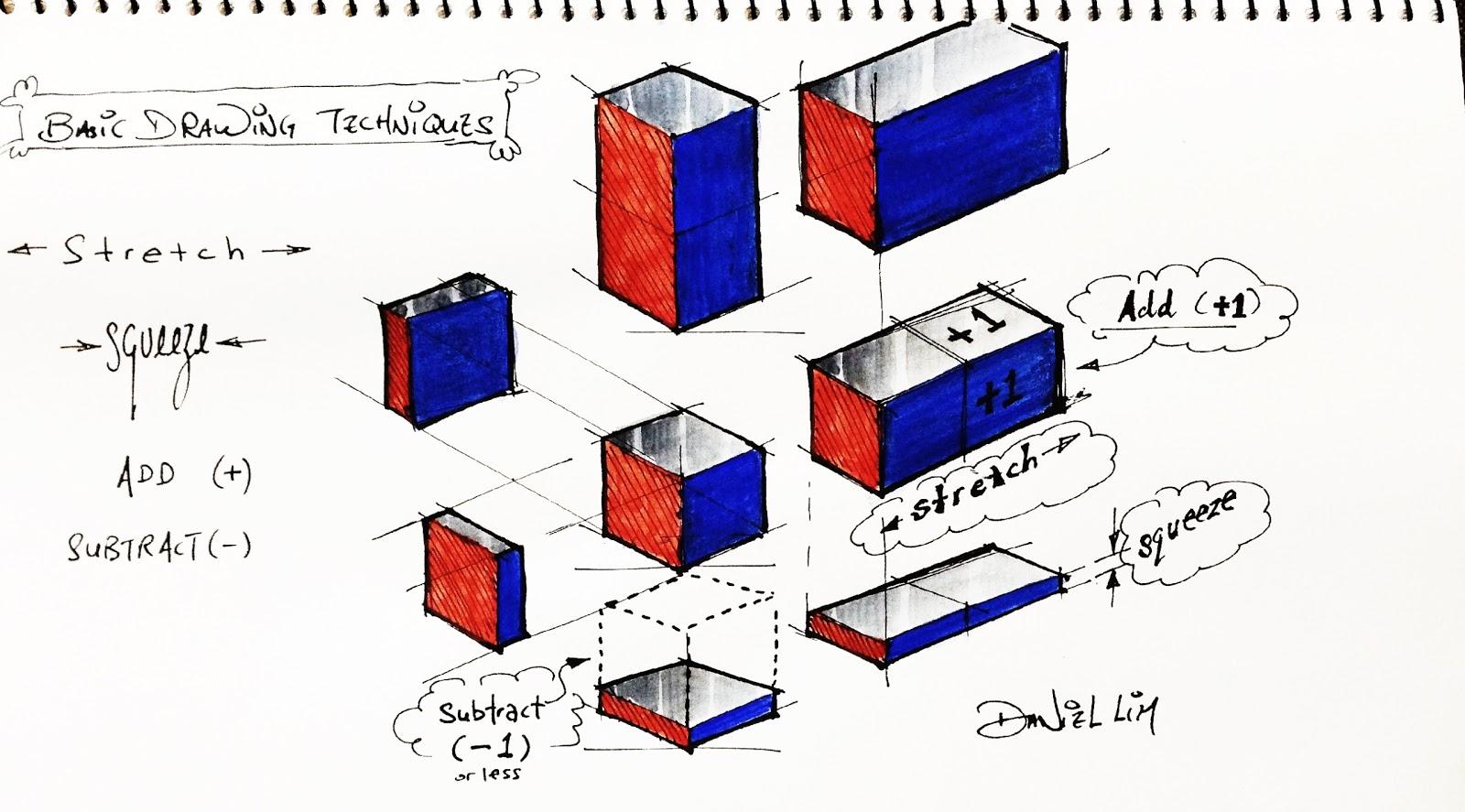 Design Journal Sos Drawing Basics