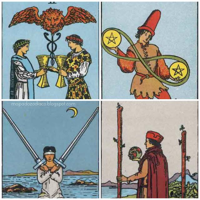 significado das cartas 2 no tarot