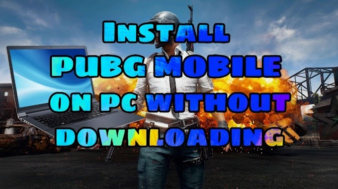 How To Install PUBG Mobile In Gameloop Without Downloading It