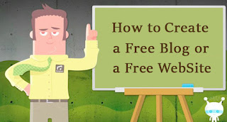 Using A Free Blogging Web Site For First Time Bloggers